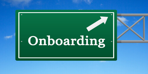 User Onboarding Image