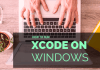 xcode for windows feature
